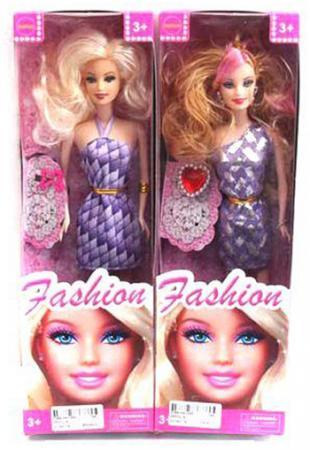 Кукла Shantou Gepai Стильная 29 см ZR532-A в ассортименте кукла shantou gepai лиза с аксессуарами 32 см в ассортименте