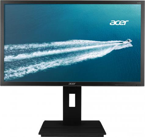 Монитор 23 Acer B236HLymdpr cерый IPS 1920x1080 250 cd/m^2 6 ms DVI VGA DisplayPort UM.WG7EE.A02 монитор 23 8 acer v246hylbd черный ips 1920x1080 250 cd m^2 6 ms dvi vga um qv6ee 001