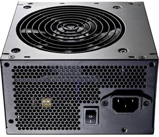 Блок питания ATX 400 Вт Cooler Master B400 ver.2 RS400-ACABB1-EU блок питания cooler master gm 750 750w rs750 amaab1 eu