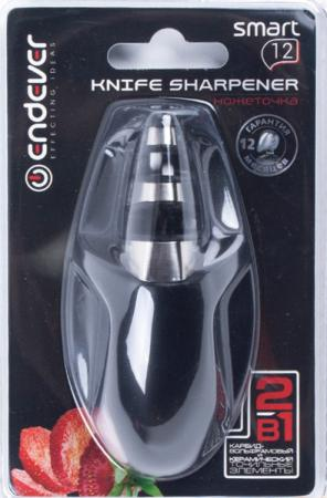 Ножеточка ENDEVER SMART-12 черный пылесосы endever пылесос