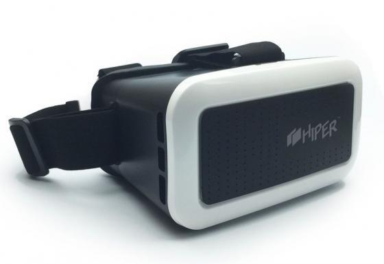 Очки виртуальной реальности Hiper VRM очки виртуальной реальности для смартфонов hiper vr vrm черный белый