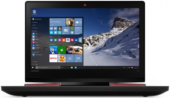 Ноутбук Lenovo IdeaPad Y900-17ISK 17.3 1920x1080 Intel Core i7-6820HK 1Tb + 512 SSD 8Gb nVidia GeForce GTX 980M 8192 Мб черный Windows 10 Home 80Q10079RK телевизоры led в vj bkfr