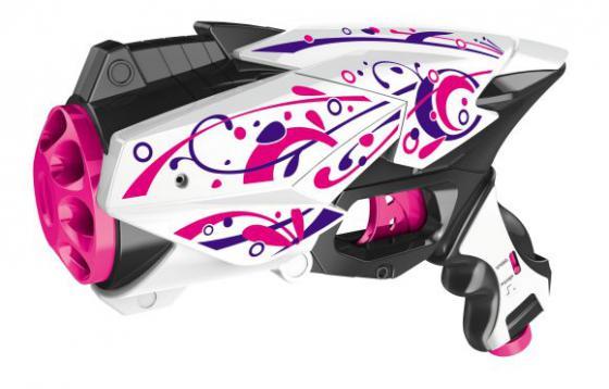 Купить Бластер Shantou Gepai 7061, разноцветный, 38 х 11 х 24 см, для девочки, Игрушечное оружие