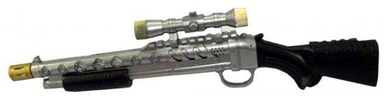 Ружье Shantou Gepai Super Flash серый 8200-3 пистолет shantou gepai desert eagle серый прицел гелевые пули usb зарядка 635448