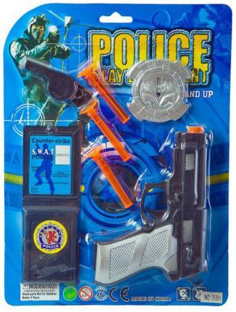 Набор оружия Shantou Gepai Полицейский 368Н