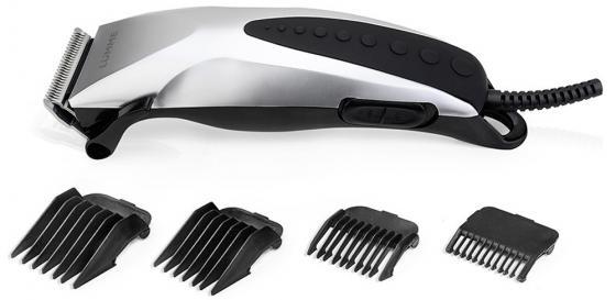 Машинка для стрижки волос Lumme LU-2507 серый жемчуг