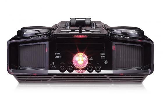 Минисистема LG CM9960 4800Вт черный (без колонок)