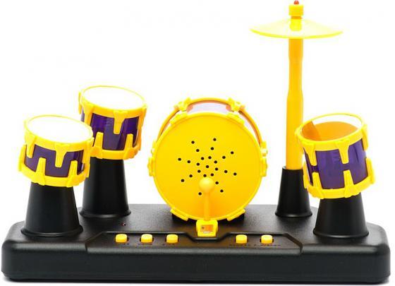Барабанная установка Shantou Gepai Барабанный ритм ZYB-B1554-1 цена