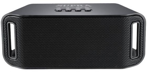 Портативная акустикаSupra BTS-545 черный телефон supra stl 111 белый