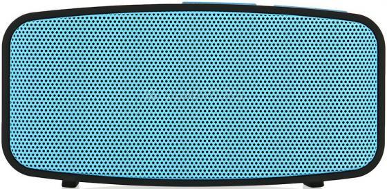 Портативная акустикаSupra BTS-530 черно-голубой телефон supra stl 111 белый