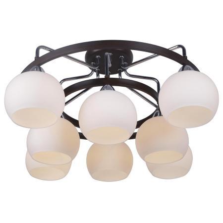 Потолочная люстра Arte Lamp Empol A7148PL-8CK