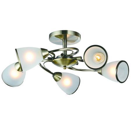 Купить Потолочная люстра Arte Lamp 3 A6056PL-5AB