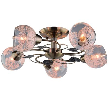 Потолочная люстра Arte Lamp 31 A1292PL-5AB