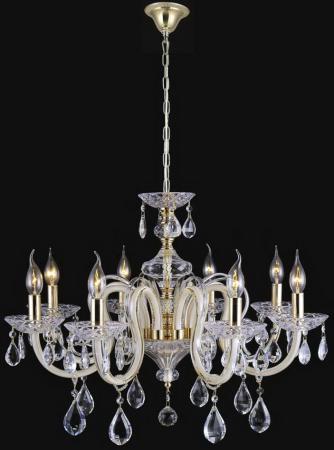 Подвесная люстра Crystal Lux Dalia SP8 crystal lux подвесная люстра crystal lux dalia sp8