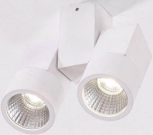 Потолочный светодиодный светильник Citilux Дубль CL556100 citilux потолочный светодиодный светильник citilux дубль cl556102