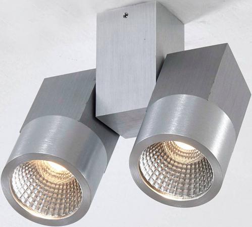 Потолочный светодиодный светильник Citilux Дубль CL556101 citilux потолочный светодиодный светильник citilux дубль cl556102