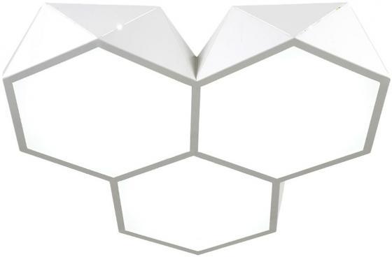 Потолочный светодиодный светильник Omnilux OML-45307-60 потолочный светодиодный светильник omnilux oml 45307 26