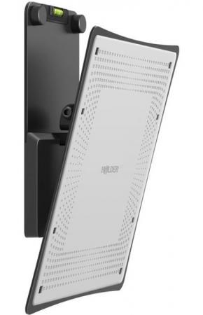 "Кронштейн Holder LCD-M2803 черный для ЖК ТВ 22-47"" настенный поворот наклон до 40 кг кронштейн жк плазма 20 40 накл черный holder"