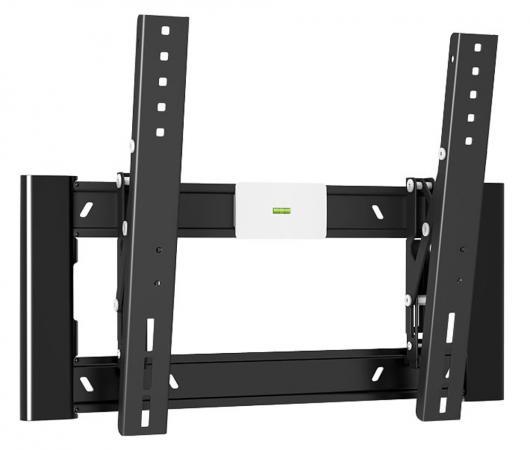 Кронштейн Holder LCD-SU1805 черный для ЖК ТВ 10-32 настенный поворот наклон до 30 кг тумба holder albero tv 37140 н черная