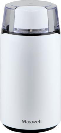 лучшая цена Кофемолка Maxwell MW-1703(W) 150 Вт белый