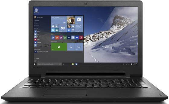 Ноутбук Lenovo IdeaPad 110-15IBR 15.6 1366x768 Intel Pentium-N3710 500Gb 2Gb Intel HD Graphics 405 черный DOS 80T7003JRK ноутбук lenovo ideapad 110 15ibr 15 6 1366x768 intel pentium n3710 1tb 4gb intel hd graphics 405 черный dos 80t7003yrk