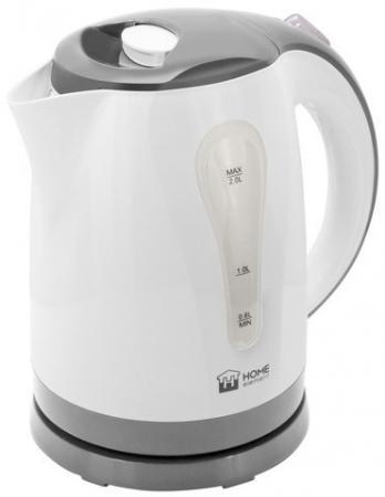 Чайник HOME ELEMENT HE-KT156 2200 Вт белый серый 2 л пластик чайник element el'kettle wf05mbm