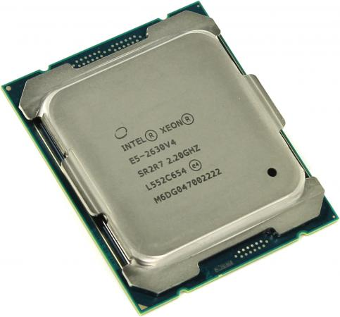 лучшая цена Процессор Dell Intel Xeon E5-2630v4 2.2GHz 25M 10C 85W 338-BJDG
