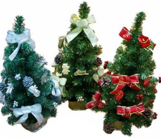Фото - Ель Новогодняя сказка 97948 63 см с украшениями в ассортименте ель новогодняя с украшением h 52см упаковочный пакет