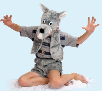 Карнавальный костюм Костюмы Волк костюмы bonitto костюмы