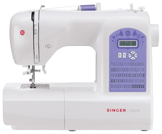 Швейная машина Singer Starlet 6680 белый toyota starlet модели 2wd
