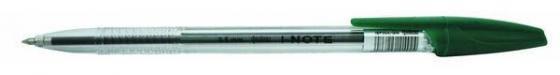 Шариковая ручка Index -NOTE зеленый 0.5 мм IBP304/GN
