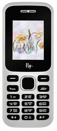 Мобильный телефон Fly FF178 белый 1.77 32 Мб мобильный телефон fly ff178 white