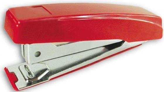 Степлер, скоба №10, на 10 листов, пластиковый корпус,ассорти 3 цвета степлер скоба 10 на 10 листов пластиковый корпус черный