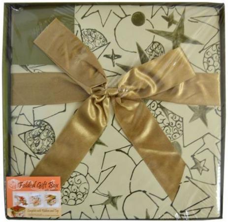 Коробка подарочная Golden Gift PW1057/225 25x25x25 см дротики winmau golden vanquish 90