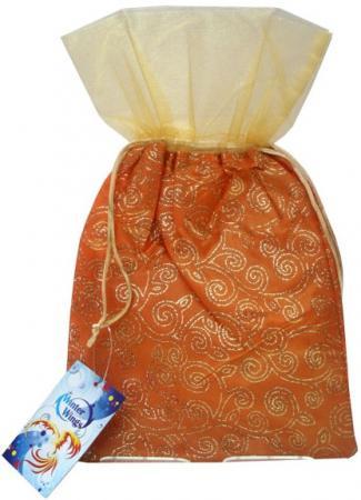 Мешок для подарков Golden Gift BG1357 20х28 см