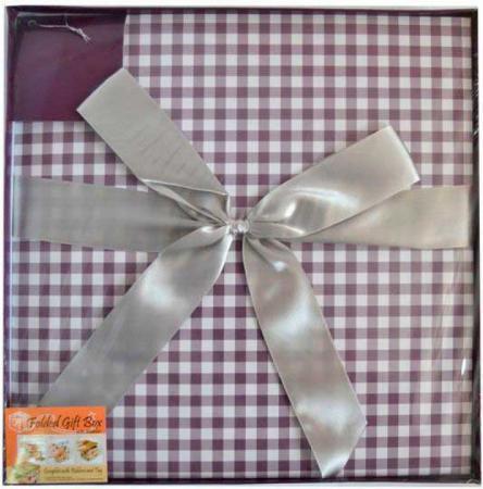 Коробка подарочная Golden Gift КЛЕТКА 30x30x30 см PW1055/305 коробка подарочная golden gift клетка 25x25x25 см pw1055 255