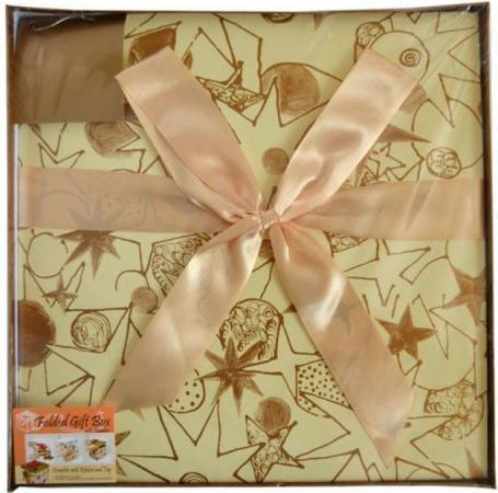Коробка подарочная Golden Gift PW1057/305 30x30x30 см коробка подарочная golden gift pw1057 154 15х15х15 см