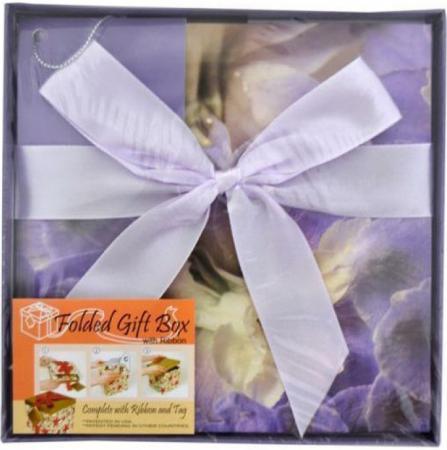 Коробка подарочная Golden Gift БУКЕТ 15х15х15 см PW1059/154