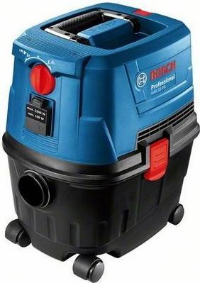 Промышленный пылесос Bosch GAS 15 PS сухая уборка синий