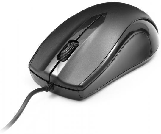 Мышь проводная Gembird MUSOPTI9-905U чёрный USB
