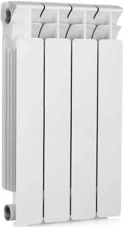 Биметаллический радиатор RIFAR (Рифар) B-500 4 сек. (Кол-во секций: 4; Мощность, Вт: 816) биметаллический радиатор rifar рифар b 500 нп 10 сек лев кол во секций 10 мощность вт 2040 подключение левое
