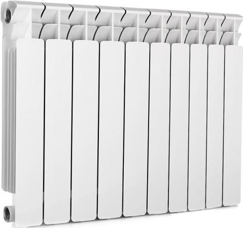 Биметаллический радиатор RIFAR (Рифар) B-350 10 сек. (Кол-во секций: 10; Мощность, Вт: 1360) биметаллический радиатор rifar b 200 10 секций 1040вт