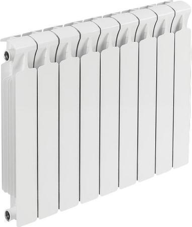 Биметаллический радиатор RIFAR (Рифар) Monolit 500 9 сек. (Мощность, Вт: 1764; Кол-во секций: 9) алюминиевый радиатор rifar alum 500 6 сек