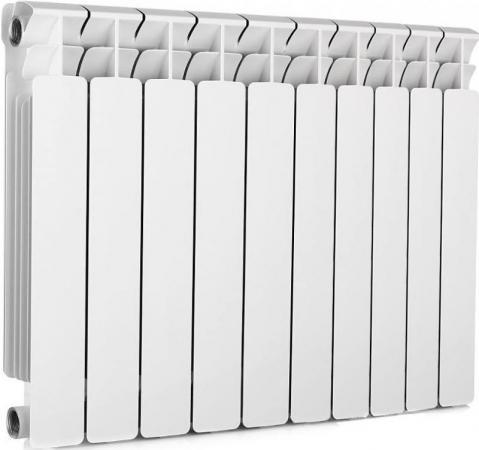 Биметаллический радиатор RIFAR (Рифар) B 500 НП 10 сек. лев. (Кол-во секций: 10; Мощность, Вт: 2040; Подключение: левое) биметаллический радиатор rifar рифар b 500 нп 11 сек прав кол во секций 11 мощность вт 2244 подключение правое