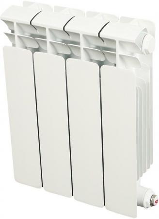 Биметаллический радиатор RIFAR (Рифар) B 350 НП 4 сек. лев. (Кол-во секций: 4; Мощность, Вт: 544; Подключение: левое) биметаллический радиатор rifar рифар b 500 нп 10 сек лев кол во секций 10 мощность вт 2040 подключение левое