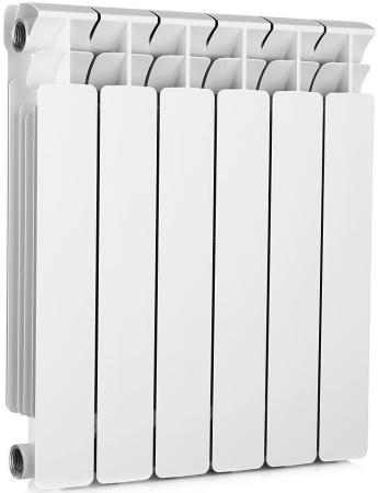Биметаллический радиатор RIFAR (Рифар) B 500 НП 6 сек. лев. (Кол-во секций: 6; Мощность, Вт: 1224; Подключение: левое) биметаллический радиатор rifar рифар b 500 нп 11 сек прав кол во секций 11 мощность вт 2244 подключение правое