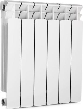 Биметаллический радиатор RIFAR (Рифар) B 500 НП 6 сек. прав. (Кол-во секций: 6; Мощность, Вт: 1224; Подключение: правое) биметаллический радиатор rifar рифар b 500 нп 8 сек лев кол во секций 8 мощность вт 1632 подключение левое