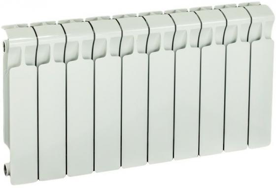 Биметаллический радиатор RIFAR Monolit Ventil 350 10 сек. прав. (Кол-во секций: 10; Мощность, Вт: 1340; Подключение: правое) биметаллический радиатор rifar рифар b 500 нп 10 сек лев кол во секций 10 мощность вт 2040 подключение левое