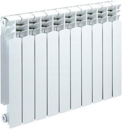 Биметаллический радиатор Sira Alice 500 10 сек (Кол-во секций: 10; Мощность, Вт: 1900) sira rovall80 500 5 секций