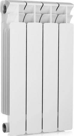 Алюминиевый радиатор Rifar (Рифар) Alum 500 4 сек. (Кол-во секций: 4; Мощность, Вт: 732) радиатор алюм atlant alum 500 80 12 секций